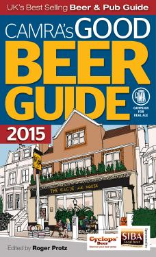 Good Beer Guide 2015 front cover