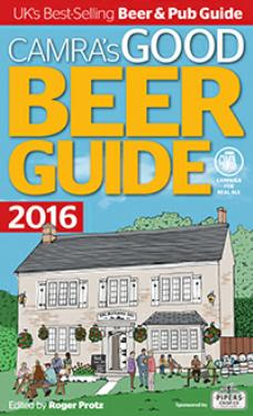 Good Beer Guide 2016 front cover